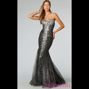 Jovani Gown for Prom, Homecoming, Military Ball